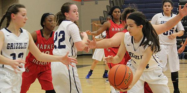 Junior Varsity Girls Basketball Nov. 29 (Photo slideshow)