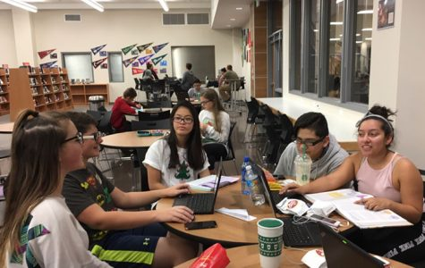 Finals Frenzy provides students with study opportunities