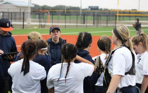 Q&A: Marissa Guzman new head softball coach
