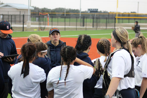 Q&A: Marissa Guzman new head softball coach
