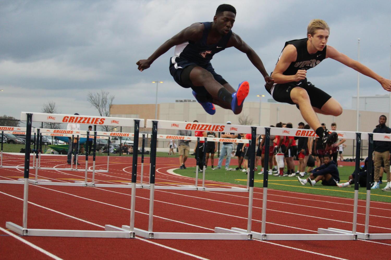 Track makes regionals