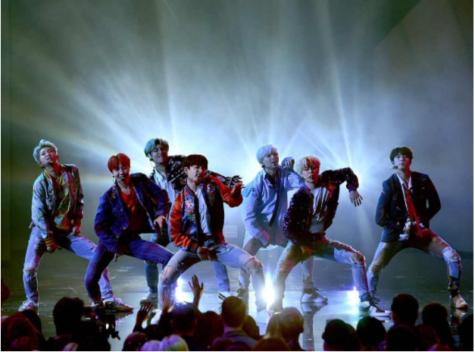 BTS makes American debut