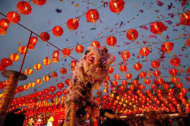 Chinese New Year: year of the dog