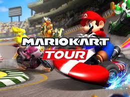 Mario Kart going mobile
